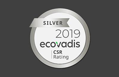 certification RSE Ecovadis Argent